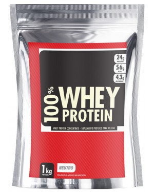 100% Whey Ouro 1Kg