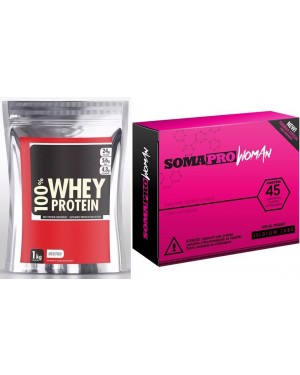 kit-somapro-woman-whey-concentrado-1kg