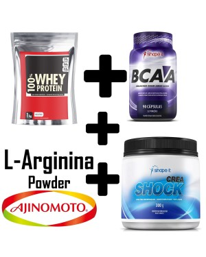 kit-arginina-ajinomoto-whey-ouro-bcaa-creatina-shape-it
